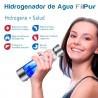 Hidrogenador de agua, botella de agua alcalina portátil para agua hidrogenada - 1
