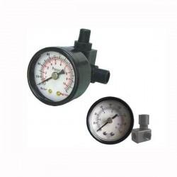 Kit completo de manometro para incorporar a tu osmosis inversa domestica