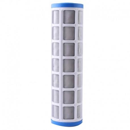 """Cartucho de Filtración Inoxidable lavable de 10"""" y 100 micras - 1"""