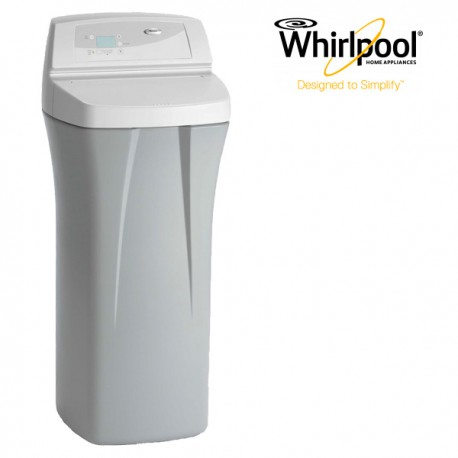 Descalcificador Whirlpool 25 lts de alto caudal y bajo consumo - 1