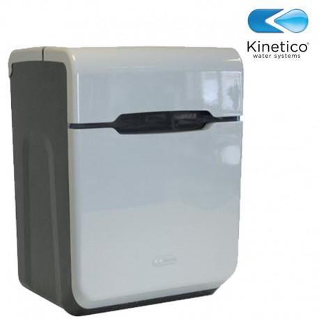 Descalcificador Kinetico compacto doble botella 2050 C