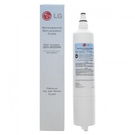 Filtro frigorífico original LG interno LT600P (5231JA2006A - FA-0086U - 5231JA2006B - 5231JA2005A)
