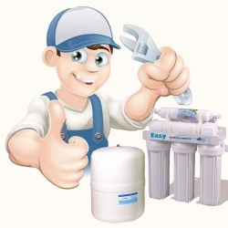 Servicio de Instalación de osmosis