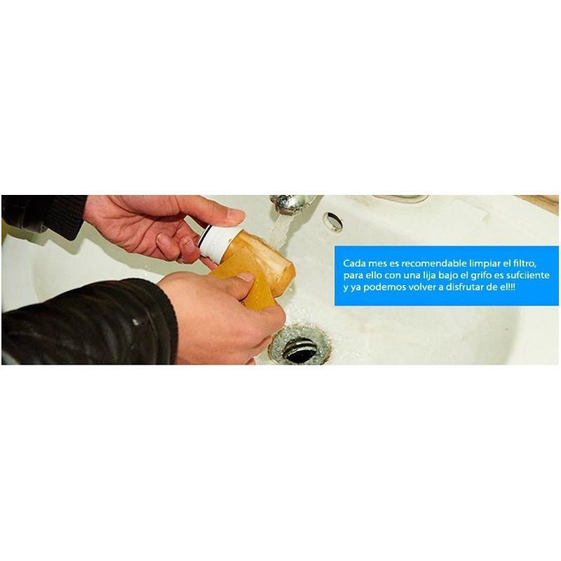 Cartucho de recambio para filtro purificador de agua para for Cartucho grifo