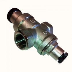 Regulador de Presión metálico para Osmosis Inversa